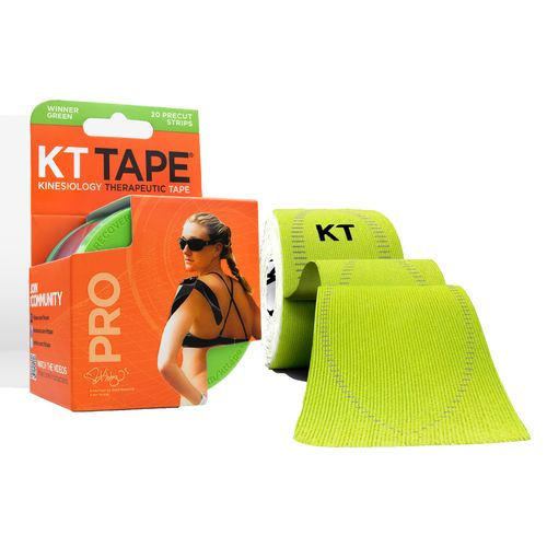 Display product reviews for KT Tape Pro Precut Strips 20-Pack