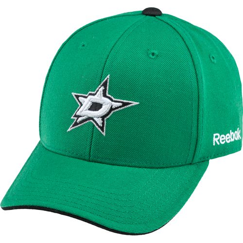 Reebok Boys' Dallas Stars Basic Structure Adjustable Cap