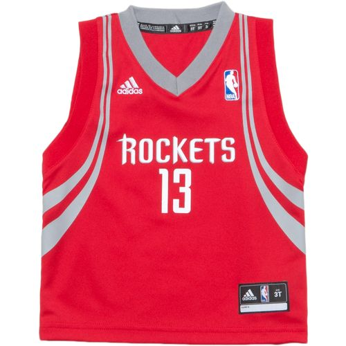 adidas™ Toddler Boys' Houston Rockets James Harden #13 Revolution 30 Replica Road Jersey