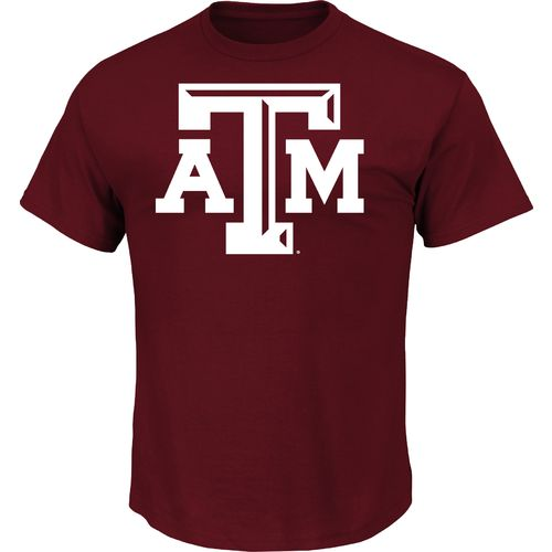 Majestic Men's Texas A&M University Section 101 Arch