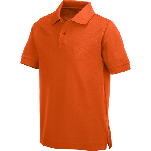 Display product reviews for Austin Trading Co. Boys' Uniform Short Sleeve Pique Polo Shirt