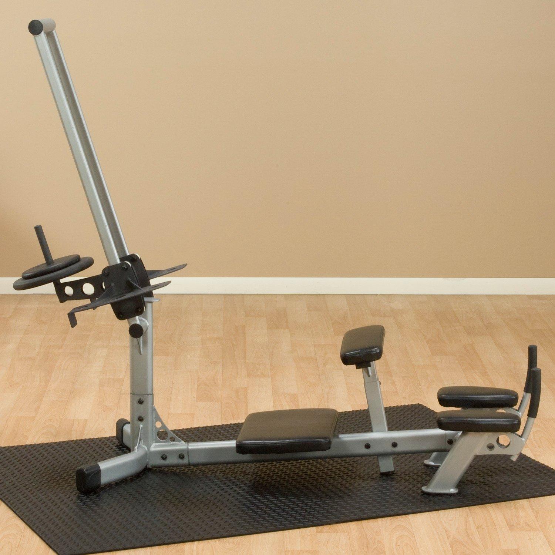 Body-Solid Powerline Glute Max Weight Machine