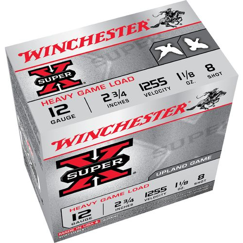 Winchester Super-X Game and Field Loads 12 Gauge Shotshells - view number 2