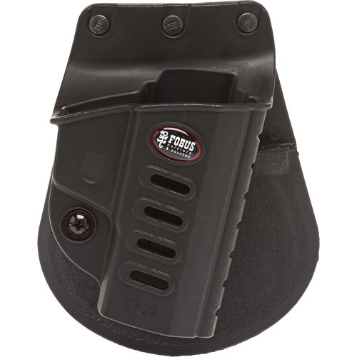 Display product reviews for Fobus Ruger SR22 Evolution Paddle Holster