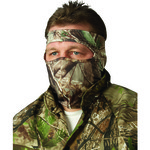Hunter's Specialties® Realtree AP® Spandex 3/4 Face Mask