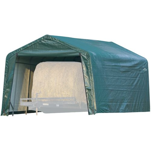 ShelterLogic Peak Style 12' x 20' x 8' Storage Shelter