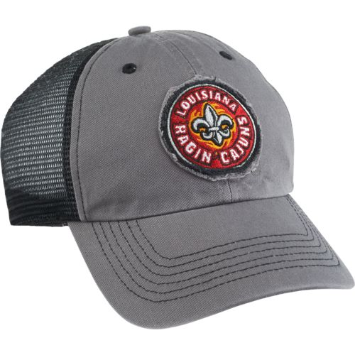 '47 Men's University of Louisiana at Lafayette Blue Mountain Closer Mesh Cap