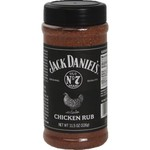 Jack Daniel's Chicken Rub 11.5 oz. Bottle
