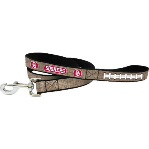GameWear University of Oklahoma Reflective Football Leash