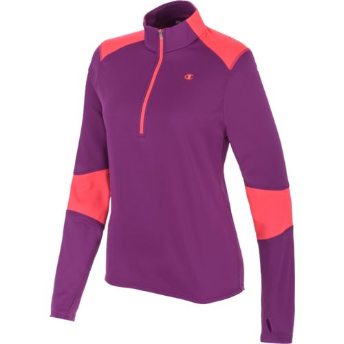 Champion Women s Powertrain Tech 1/4 Zip Fleece