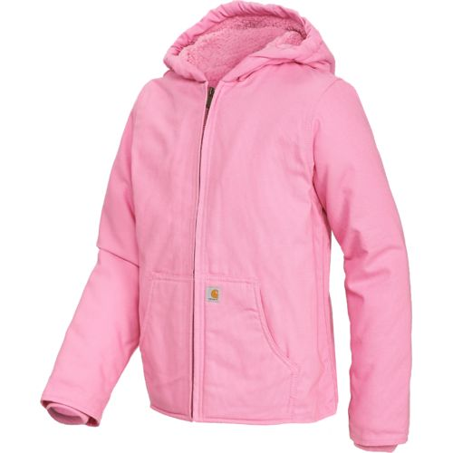 Display product reviews for Carhartt Girls' Redwood Jacket