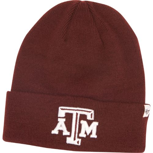 '47 Men's Texas A&M University Raised Cuff Knit Cap