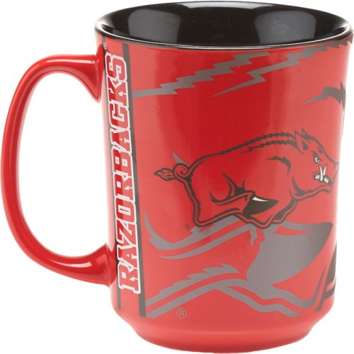 The Memory Company University of Arkansas 11 oz. Reflective Mug