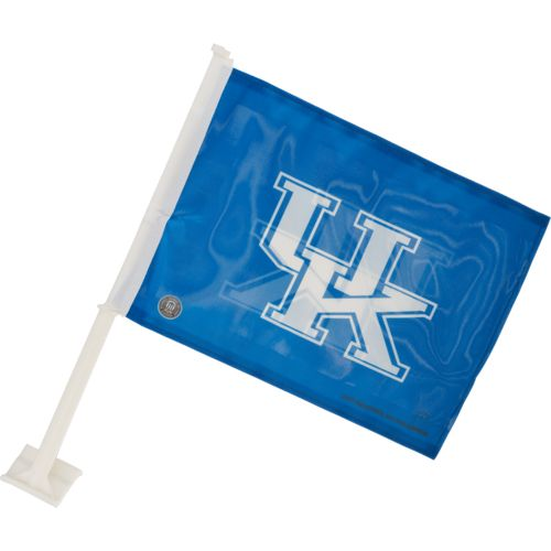 Rico University of Kentucky Interlocking UK Car Flag