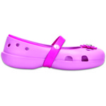 Crocs™ Girls' Keeley Petal Charm Sandals