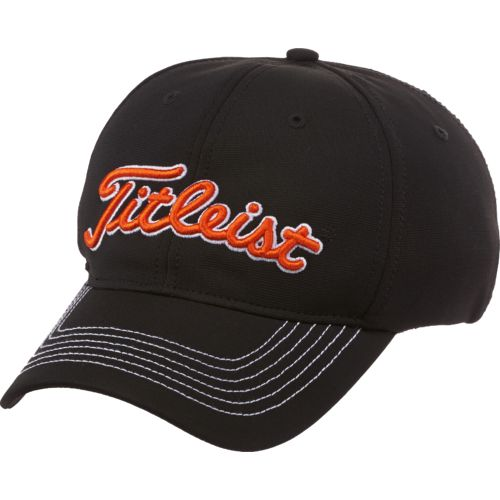 Titleist Adults' Oklahoma State University Fitted Collegiate Cap