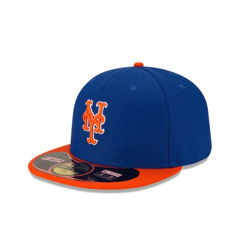 New Era Men's New York Mets 2015 Alternate Color Diamond Era Cap
