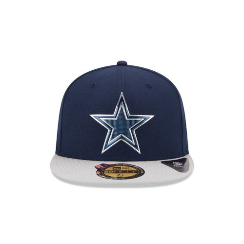Image for new era men 39 s dallas cowboys on stage draft for Dallas cowboys fishing hat