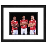 "Photo File University of Arkansas 8"" x 10"" Running Backs Photo"
