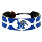 GameWear Adults' University of Memphis Team Color Classic Basketball Bracelet