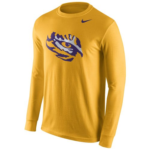 Nike™ Men's Louisiana State University Long Sleeve T-shirt