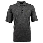Antigua Men's New Orleans Saints Finish Polo Shirt