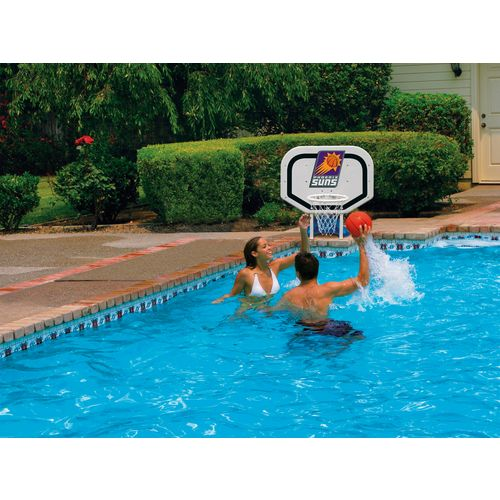 Poolmaster® Phoenix Suns Pro Rebounder Style Poolside Basketball Game - view number 2