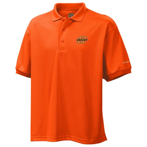 Columbia Sportswear™ Men's Oklahoma State University Perfect Cast™ Polo Shirt