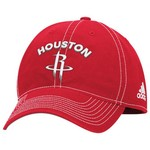 adidas™ Women's Houston Rockets Slouch Adjustable Cap