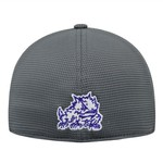 Top of the World Men's Texas Christian University Booster Plus Cap - view number 2