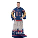 The Northwest Company Buffalo Bills Uniform Comfy Throw
