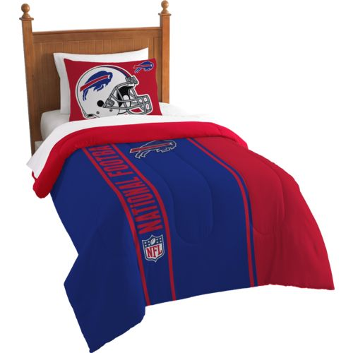The Northwest Company Buffalo Bills Twin Comforter and Sham Set