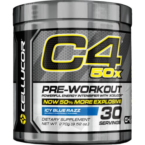 Display product reviews for Cellucor C4 50x Pre-Workout Supplement