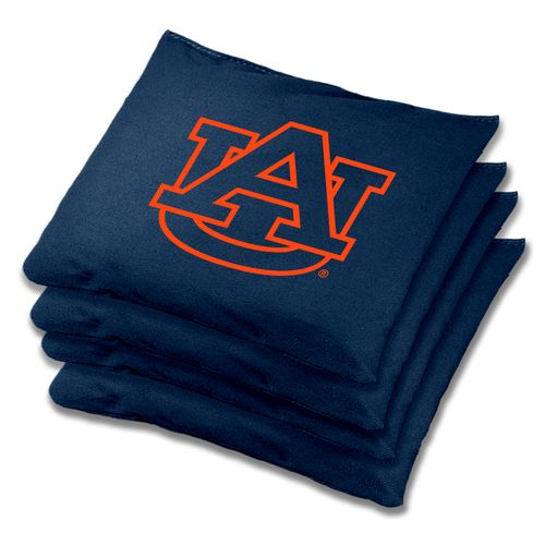 Wild Sports Auburn University Regulation Beanbags 4-Pack