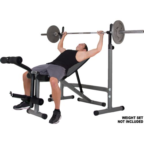 Body Champ Olympic Weight Bench - view number 1
