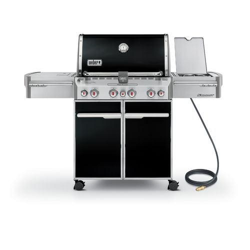 Weber® Summit® E-470™ 4-Burner Natural Gas Grill - view number 2