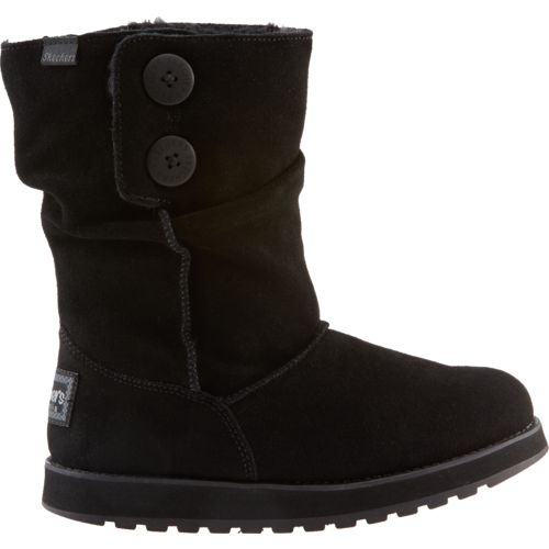 SKECHERS Women's Keepsakes Freezing Temps Mid-Calf Boots