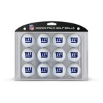 Team Golf New York Giants Golf Balls 12-Pack - view number 1