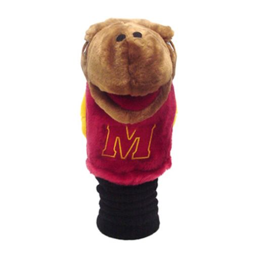 Team Golf University of Maryland-College Park Mascot Head