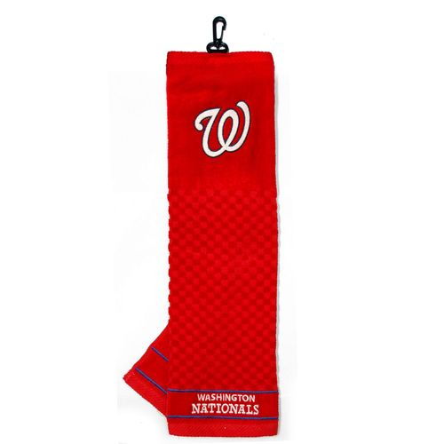 Team Golf Washington Nationals Embroidered Towel