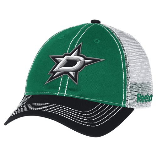 Reebok Men's Dallas Stars Face Off Adjustable Slouch