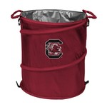 Logo™ University of South Carolina Collapsible 3-in-1 Cooler/Hamper/Wastebasket - view number 1