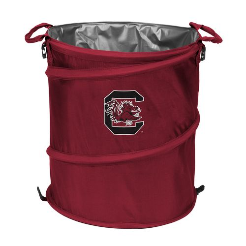 Logo™ University of South Carolina Collapsible 3-in-1 Cooler/Hamper/Wastebasket