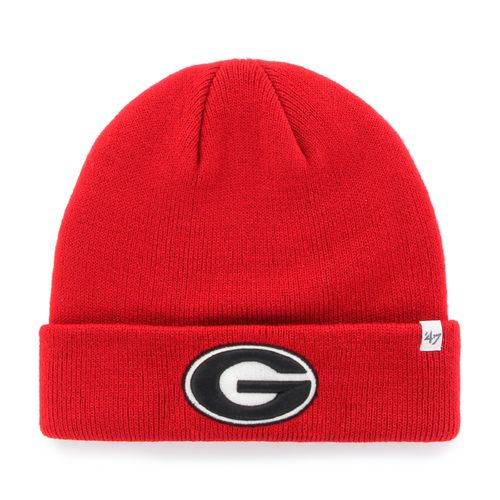 '47 Men's University of Georgia Raised Cuff Knit Hat