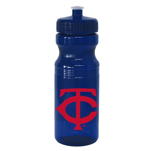 Boelter Brands Minnesota Twins 24 oz. Squeeze Water Bottles 2-Pack