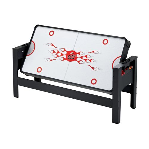 ... Fat Cat 3 In 1 Flip Air Hockey/Billiards/Table Tennis Game ...