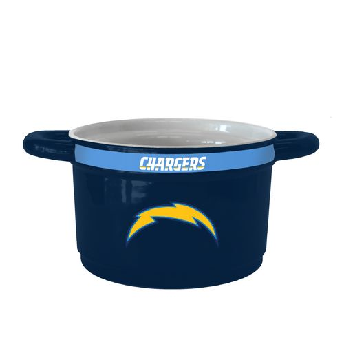 Boelter Brands San Diego Chargers Gametime 23 oz. Ceramic Bowl