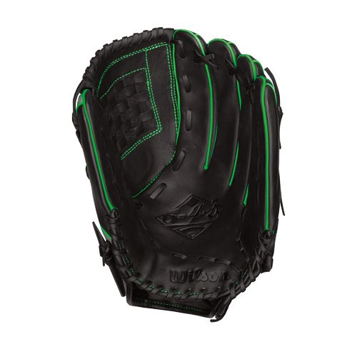 "Wilson Adults' 6-4-3 14"" Slow-Pitch Softball Glove"