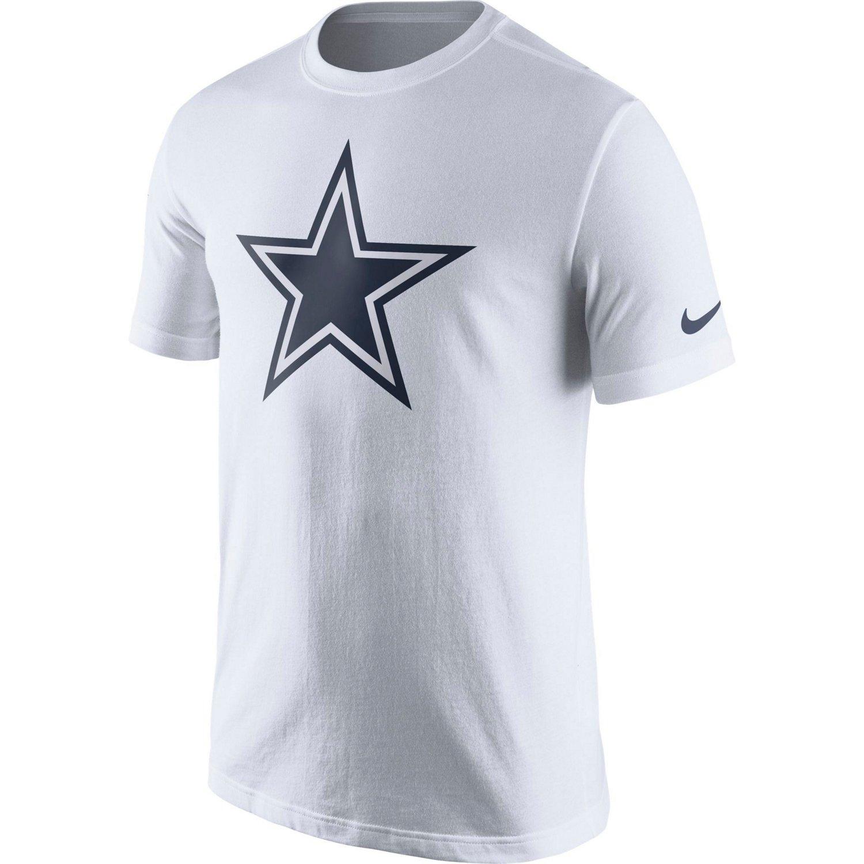 Display product reviews for Nike Men's Dallas Cowboys Essential Logo T-shirt