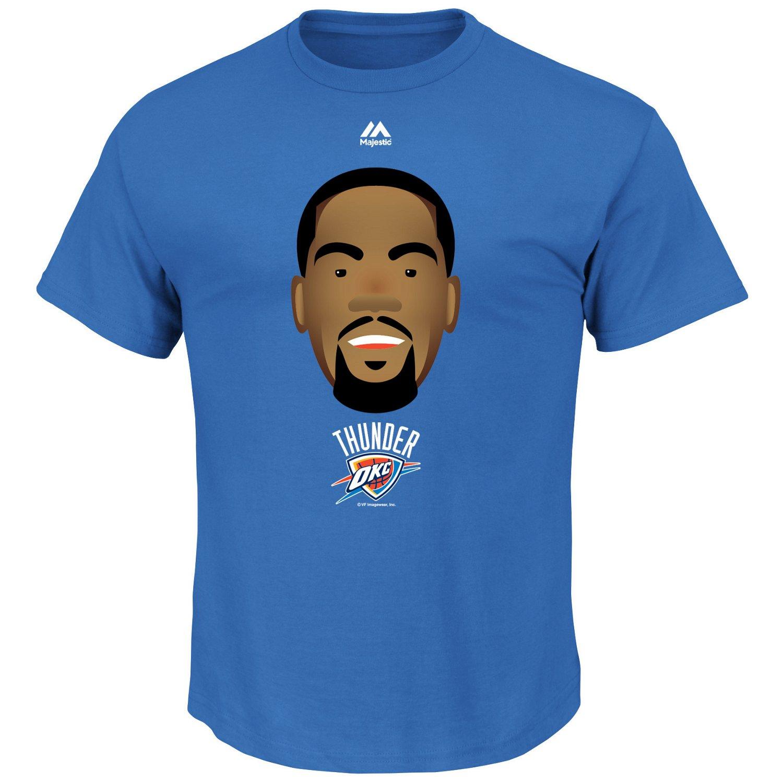 Majestic Men's Oklahoma City Thunder Kevin Durant Emoji